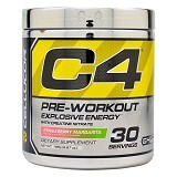 CELLUCOR C4 - 30 servings Strawberry Margarita (Merchant) - Suplement Penambah Daya Tahan Tubuh