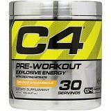 CELLUCOR C4 Orange Dreamsicle - 195gr  (Merchant) - Suplement Penambah Daya Tahan Tubuh