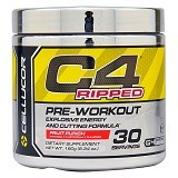 CELLUCOR C4 Ripped - 30 servings Fruit Punch (Merchant) - Suplement Penambah Daya Tahan Tubuh