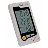 CEM Interior Thermo-Hygrometer [DT-322]