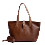 CEVIRO Sakura Gicho - Brown Stone - Shoulder Bag Wanita