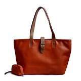CEVIRO Sakura Gicho - Orange - Shoulder Bag Wanita