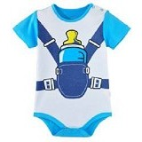 FIRST MOVEMENT Jumper Milk Bottle Size 9-12M - Jumper Bepergian/Pesta Bayi dan Anak