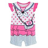 FIRST MOVEMENT Jumper Sailor Girl Size 6-9M - Jumper Bepergian/Pesta Bayi dan Anak