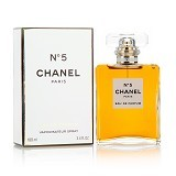 CHANEL No.5 for Women 100ml (Merchant) - Eau De Parfum untuk Wanita