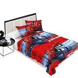 CHELSEA Michiki Selimut Spiderman - Perlengkapan Tempat Tidur Bayi dan Anak