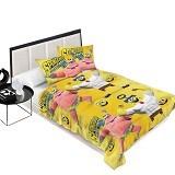 CHELSEA Michiki Selimut Spongebob New Movie - Perlengkapan Tempat Tidur Bayi dan Anak