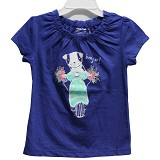 BABY WAREHOUSE Cherokee Shirt Panda 4T - Blue