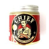 CHIEF Pomade Oil Based - Red (Merchant) - Gel / Wax / Minyak Rambut Pria