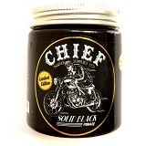 CHIEF Pomade Water Based - Black (Merchant) - Gel / Wax / Minyak Rambut Pria