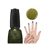 CHINA GLAZE Argo - Metalic - Cat Kuku