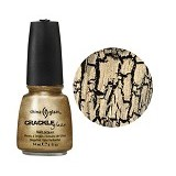 CHINA GLAZE Tarnished Gold - Cat Kuku