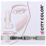 CITY COLOR Contour & Define - Perona Pipi / Blush On