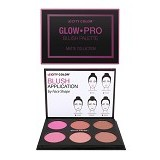 CITY COLOR Glow Pro Blush - Matte - Perona Pipi / Blush On