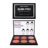 CITY COLOR Glow Pro Blush - Shimmer - Perona Pipi / Blush On