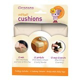 CLEVAMAMA New Packaging Corner Cushions 3D [CM 7103] - Door Stop / Penahan Pintu