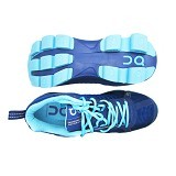 CLOUDTEC Running Shoes Size 39.5 - Blue