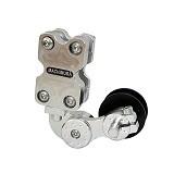 CNC Stabilizer Rantai Universal - Silver - Belt / Chain Motor