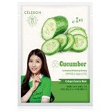 COLLAGEN MASK Essense Mask Cucumber - Masker Wajah