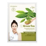 COLLAGEN MASK Essense Mask Green Tea - Masker Wajah