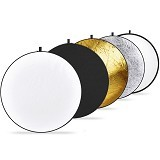 COMMLITE Reflector 5 in 1 80cm (Merchant) - Collapsible Reflector