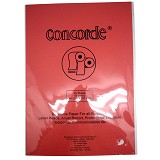 CONCORDE HVS Warna A4 - Red
