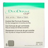 CONVATEC DuoDerm CGF Dressing 10x10 cm [187660] - Plester Medis