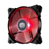 COOLER MASTER CPU Cooler JetFlo 120 [R4-JFDP-20PR-R1] - Red - CPU Cooler