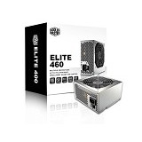 COOLER MASTER Elite Power 460W R/WO Cable [RS460-PSARI3-EU] - Power Supply Below 600w