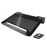 COOLER MASTER NotePal U1 - Black (Merchant) - Notebook Cooler