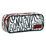 COROLOZI Letter Pencil Case [CR614LT] (Merchant) - Tempat Pensil