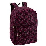 COROLOZI West Pack Dark Rose Backpack [CR612RS] (Merchant) - Backpack Wanita