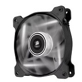 CORSAIR Air Series Quiet Edition High Airflow 120mm Fan [AF120] - LED White (Merchant) - Kipas Komputer