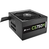 CORSAIR CS750M [CP-9020078-EU] (Merchant) - Power Supply 600w - 1000w