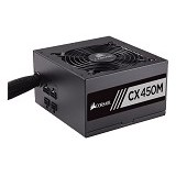 CORSAIR CX450M [CP-9020101-EU] (Merchant) - Power Supply Below 600w