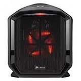 CORSAIR Graphite 380T (With Power Supply 500W) - Black