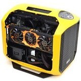 CORSAIR Graphite 380T (With Power Supply 500W) - Yellow