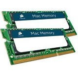 CORSAIR Mac Memory 2x 8GB DDR3L [CMSA16GX3M2A1600C11] - Memory So-Dimm Ddr3