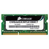 CORSAIR Mac Memory 4GB DDR3 [CMSA4GX3M1A1066C7] - Memory SO-DIMM DDR3