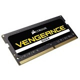 CORSAIR Memory Notebook 2 x 4GB DDR4 PC4-19200 [Vengeance CMSX8GX4M2A2400C16] - Memory So-Dimm Ddr4