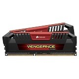 CORSAIR Memory PC 2 x 4GB DDR3 PC3-19200 [Vengeance Pro CMY8GX3M2A2400C11R] - Red - Memory Desktop Ddr3