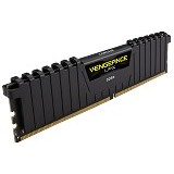 CORSAIR Memory PC 2 x 4GB DDR4 PC4-25600 [Vengeance LPX CMK8GX4M2B3200C16] - Black - Memory Desktop Ddr4