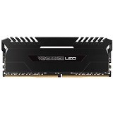 CORSAIR Memory PC 2 x 8GB DDR4 DRAM PC4-21300 [Vengeance LED CMU16GX4M2A2666C16] - Memory Desktop Ddr4