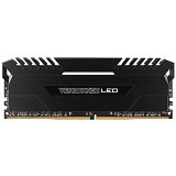 CORSAIR Memory PC 2 x 16 DDR4 DRAM PC4-25600 [Vengeance LED CMU32GX4M2C3200C16] - White - Memory Desktop Ddr4