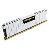 CORSAIR Memory PC 2 x 8GB DDR4 PC4-21300 [Vengeance LPX CMK16GX4M2A2666C16W] - White - Memory Desktop Ddr4