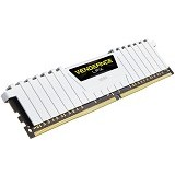 CORSAIR Memory PC 2 x 8GB DDR4 PC4-25600 [Vengeance LPX CMK16GX4M2B3200C16W] - White - Memory Desktop Ddr4
