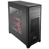 CORSAIR Obsidian 450D (With Power Supply 500W) - Computer Case Middle Tower