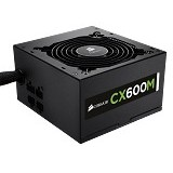 CORSAIR Series CX600M [CP-9020060-EU] - Power Supply Below 600w
