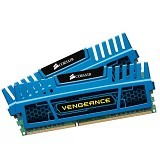 CORSAIR Vengeance Dual Channel DDR3 2 x 2GB [CMZ4GX3M2A1600C9B] (Mechant) - Memory Desktop Ddr3