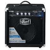CORT Bass Solid-State Amplifier Combo [GE15B] - Bass Amplifier